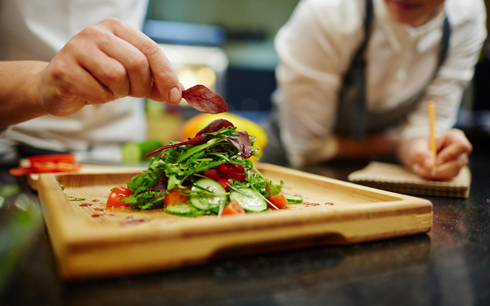 Kurzy vaření a konzultace